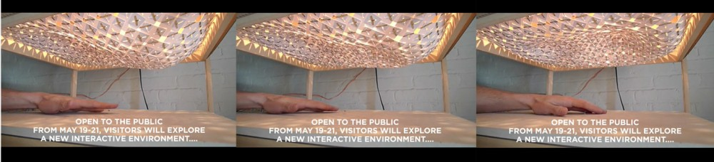 Kickstarter: Cosmic Quilt – Interactive Installation + Student Workshop / The Principals