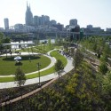 Cumberland Park / Hargreaves Associates Courtesy of Hargreaves Associates