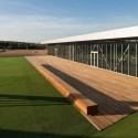 Sports Pavilion / Vicente Nuez Arquitectos  Fernando Alda