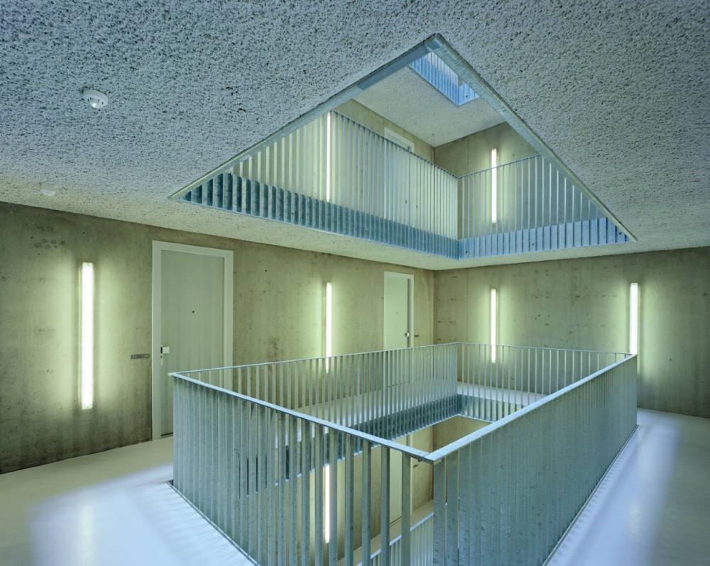 Architektur Atelier architecture photography atriumtower hiphouse zwolle atelier kempe thill 228703