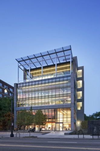 1315 Peachtree Street / Perkins+Will  Eduard Hueber