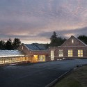 HRMS1_Mathers Music and Science Building / Opsis Architecture  Mathers