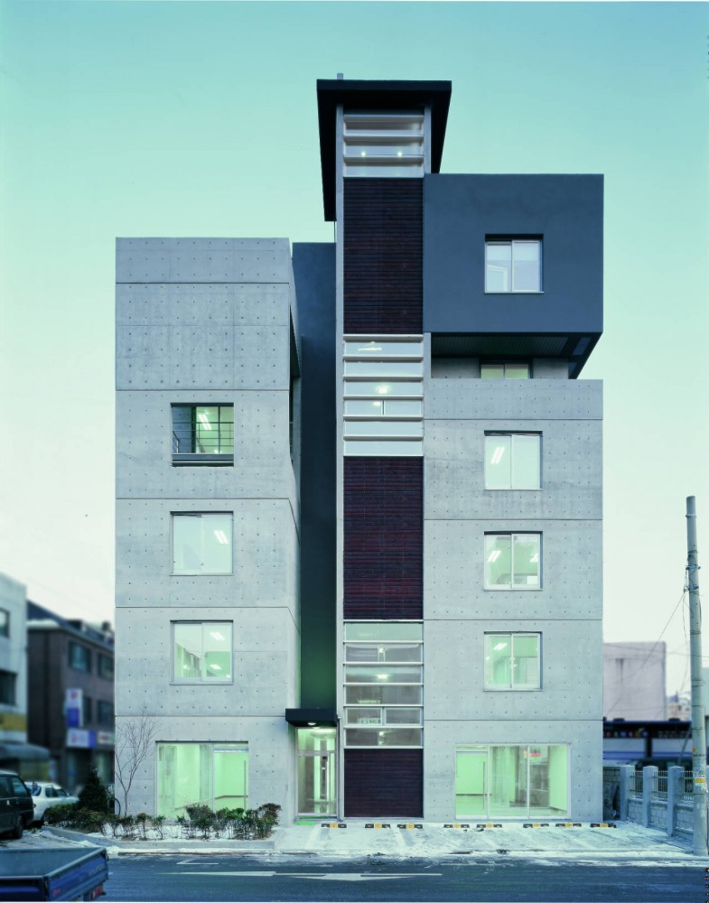 YI Building / Oh Jong Sang