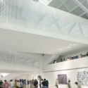 Yue Art Gallery / Tao Lei Architect Studio Courtesy of Tao Lei Architect Studio