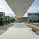 Urban Podium In Rotterdam / Atelier Kempe Thill  Architektur-Fotografie Ulrich Schwarz