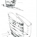 Budva Residential and Business Complex Proposal (24) sketch 01