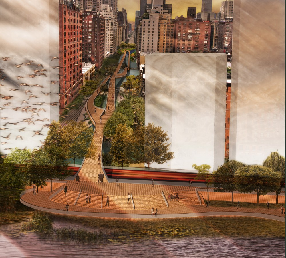 Reimagining the Waterfront Ideas Competition