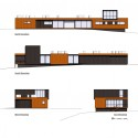 House in Piedra Roja / Riesco + Rivera (20) elevations