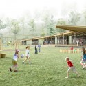 'Dance Floor' Recreation and Memorial Park (5) Courtesy of SAGRA Architects