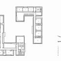 Cluny House / Neri & Hu Design and Reserch Office (10) 2nd floor plan