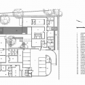 Cluny House / Neri & Hu Design and Reserch Office (11) basement floor plan