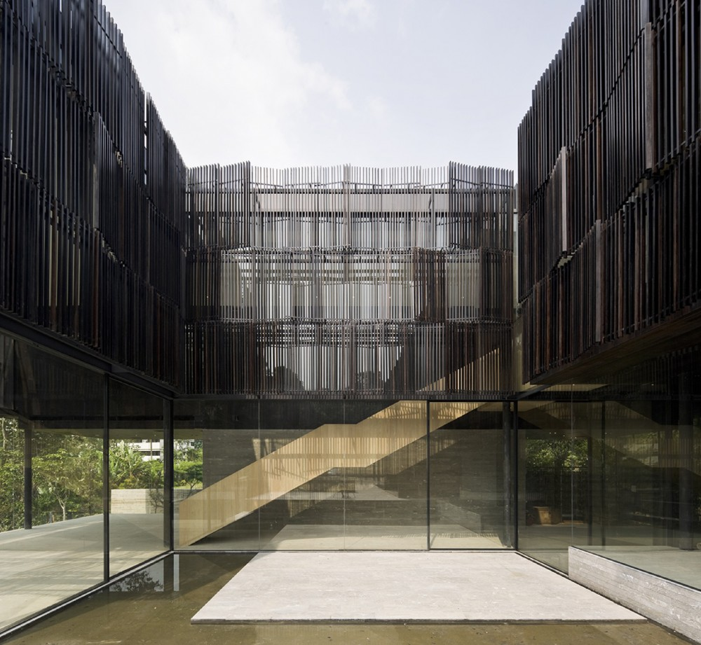 Cluny House / Neri &#038; Hu Design and Reserch Office
