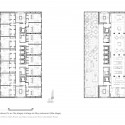 Hotel ME Barcelona / Dominique Perrault Architecture (37) plan