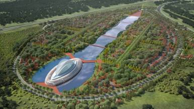 Innovation, Science &#038; Technology Building at Florida Polytechnic / Santiago Calatrava
