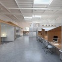 Hybrid Office / Edward Ogosta Architecture  Edward Ogosta Architecture