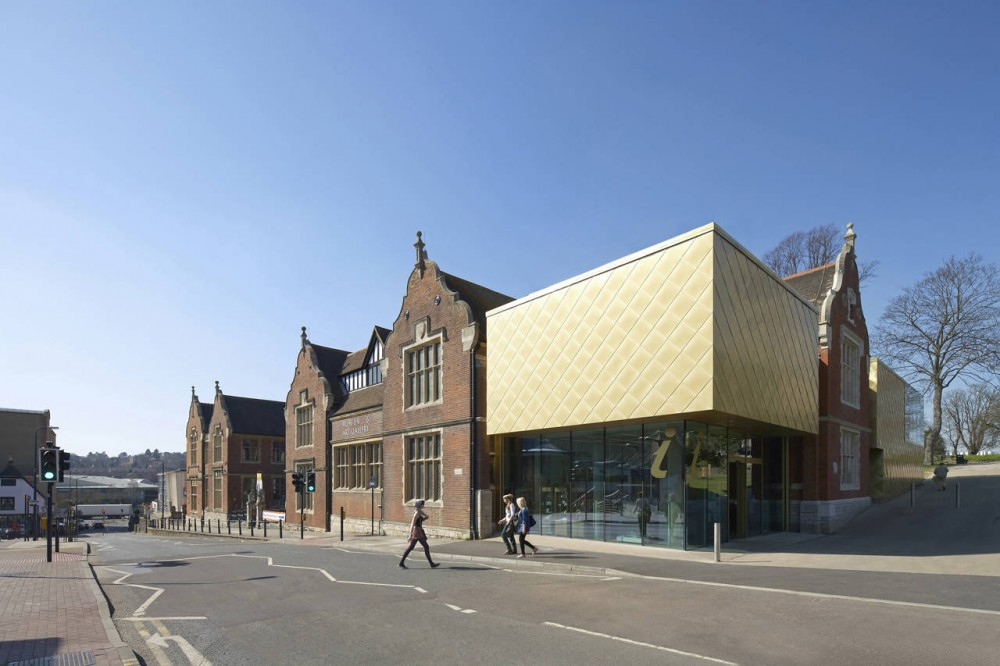 Maidstone Museum / Hugh Broughton Architects