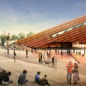Datong Art Museum design revealed by Foster + Partners (2) © Foster + Partners