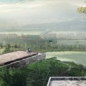 West 8 + IROJE wins Yongsan Park competition in Seoul (7) Eco Spine Park Observatory ©West 8 urban design & landscape architecture