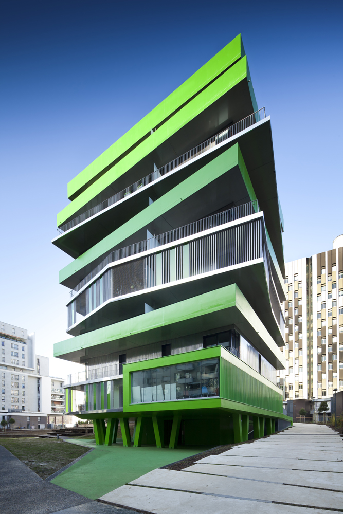 Update: Villiot-Rapée Apartments / Hamonic + Masson