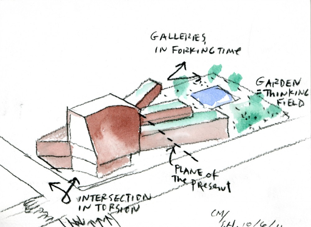 Steven Holl Architects Unveils VCU Institute for Cotemporary Art at Meulensteen Gallery