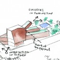 Steven Holl Architects Unveils VCU Institute for Cotemporary Art at Meulensteen Gallery (7) Courtesy of Steven Holl Architects