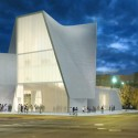 Steven Holl Architects Unveils VCU Institute for Cotemporary Art at Meulensteen Gallery (2) Courtesy of Steven Holl Architects