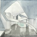 Steven Holl Architects Unveils VCU Institute for Cotemporary Art at Meulensteen Gallery (5) Courtesy of Steven Holl Architects