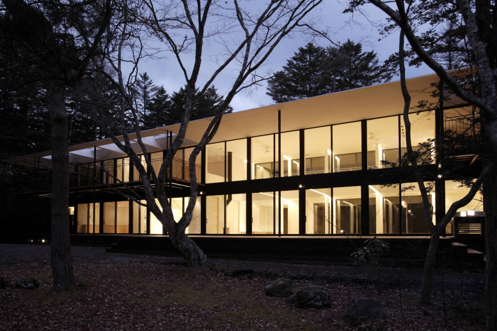 House of Maple / Edward Suzuki Associates