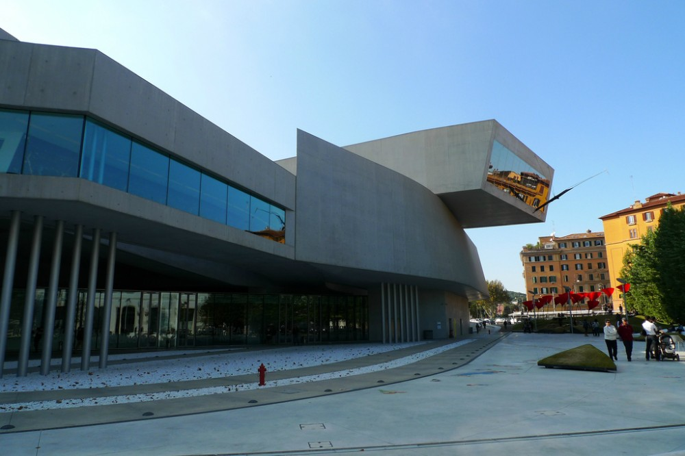 Zaha Hadids Maxxi Museum faces Closure