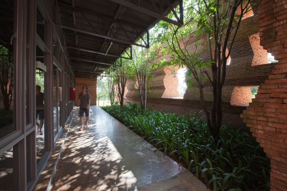 Kantana Institute / Bangkok Project Company