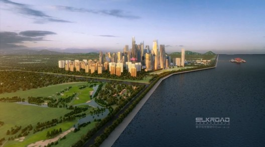 Imagery Courtesy of SILKROAD Digital Technology Co via Youtube: New City Lazika