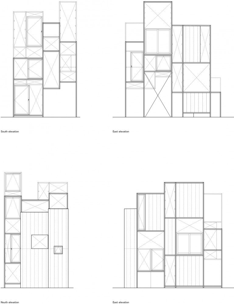 House NA / Sou Fujimoto Architects