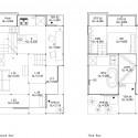 House NA / Sou Fujimoto Architects (7) Plans - Courtesy of Sou Fujimoto Architects