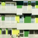 Santa Eugenia de Berga Social Housing / Bailo Rull ADD+ (4) Courtesy Bailo Rull ADD+