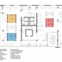 White Canvas & 22 feet office / Kamat & Rozario Architecture (3) First floor plan