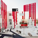 University Housing, Gandia / Guallart Architects (9) Adri Goula