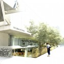 The Weston Family Learning Centre / Hariri Pontari Architects (5) render