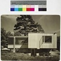 Chamberlain Cottage, West Elevation; Wayland, Virginia; ca. 1940-1941 Chamberlain Cottage, West Elevation / Walter Gropius and Marcel Breuer, Associated Architects