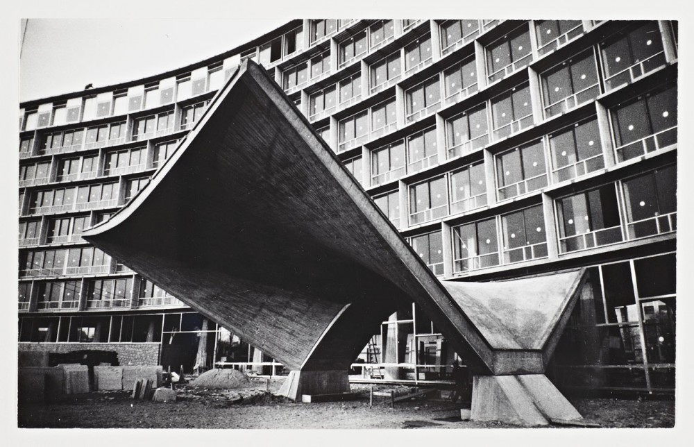 Syracuse University Unveils First Phase of Marcel Breuer Digital Archive