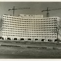 HUD Headquarters (Department of Housing and Urban Development); Washington, DC; ca. 1963-66 HUD Headquarters / Architect: Marcel Breuer, Nolen &amp; Swinburne, Architects; Herbert Beckhard, Associate / Photograph: H. Beckhard, November 1967