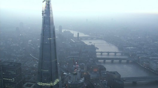 Video: London Aerial / Jason Hawkes