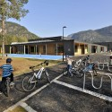 Tonstad School And Publich Bath / Filter Arkitekter © Nils Petter Dale