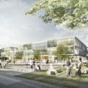 Research and Educational Building for Technical University Denmark (1) Courtesy of Christensen &amp; Co. Architects + Rrbk &amp; Mller architects