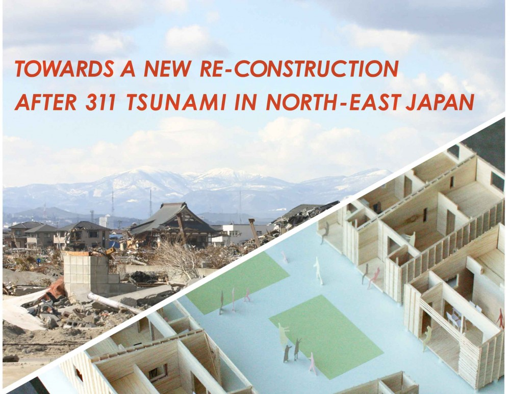 'Towards a New Re-Construction after 311 Tsunami in North-East Japan' Symposium