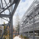 NASA Sustainability Base / William McDonough + Partners and AECOM (6) NASA Sustainability Base exterior 4  Csar Rubio, courtesy William McDonough + Partners