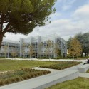 NASA Sustainability Base / William McDonough + Partners and AECOM (7) NASA Sustainability Base exterior 5  Csar Rubio, courtesy William McDonough + Partners