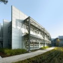 NASA Sustainability Base / William McDonough + Partners and AECOM (3) NASA Sustainability Base exterior  Csar Rubio, courtesy William McDonough + Partners
