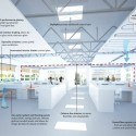 NASA Sustainability Base / William McDonough + Partners and AECOM (18) NASA Sustainability Base Interior Strategies 2012 William McDonough + Partners