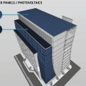 PUC Building: 525 Golden Gate / KMD Architects (11) Diagram; Courtesy of KMD Architects