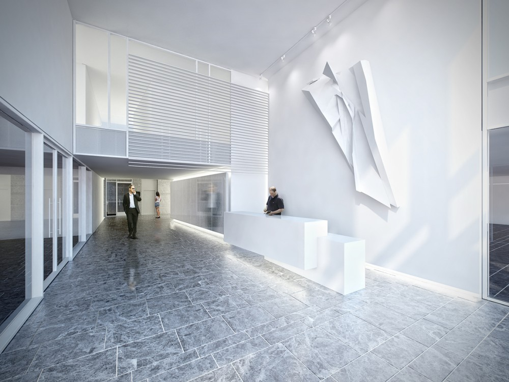 VINCI Partners International Headquarters / Richard Meier & Partners Architects